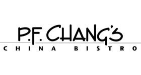 logo of pf changs