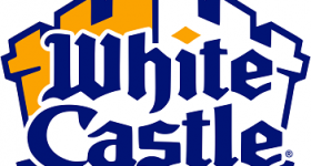 white castle small logo